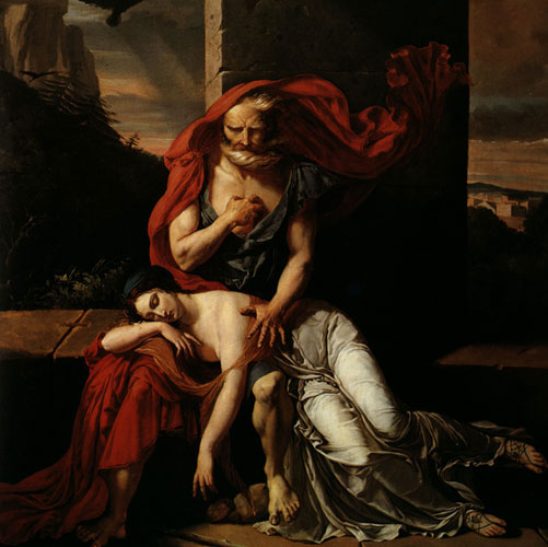 the purposes of the opening scenes in the plays medea and antigone